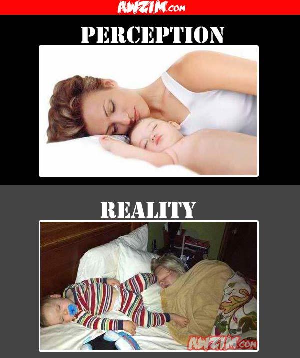 perception demotivational poster