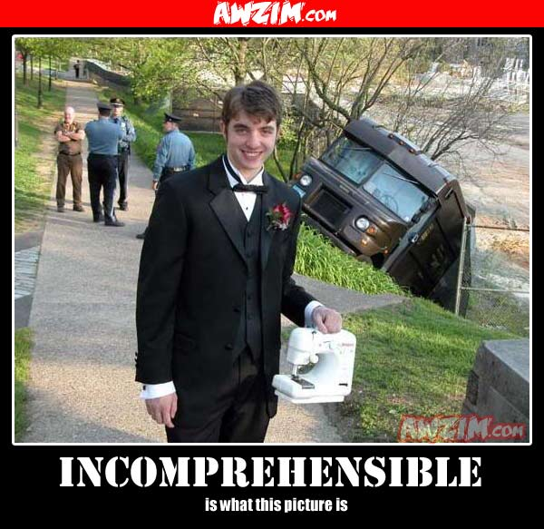 incomprehensible demotivational poster