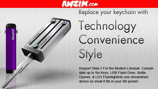 modern key system